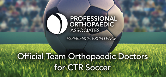 Official Team Orthopaedic Doctors for CTR Soccer